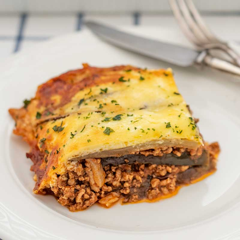 The BEST Keto Moussaka Recipe – Delicious Greek Eggplant Lasagna