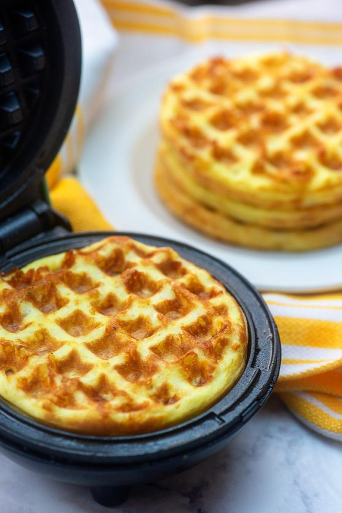 CHAFFLES – THE VIRAL LOW CARB WAFFLE RECIPE